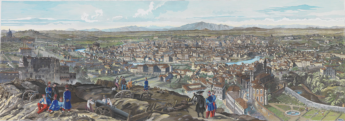 Roma 1849 – La Repubblica Romana