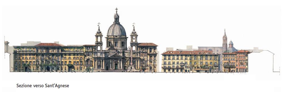 Piazza Navona – Sant'Agnese