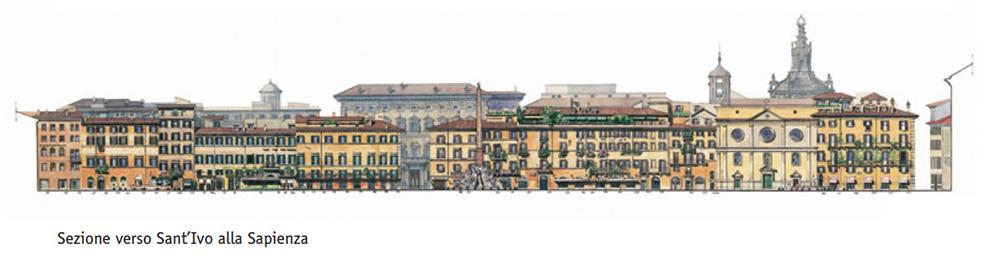 Piazza Navona – Sant'Ivo alla Sapienza